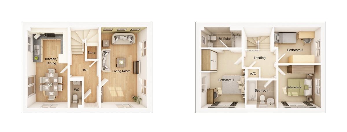 Floor plan floorplan image