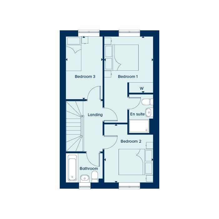 First Floor Plan floorplan image