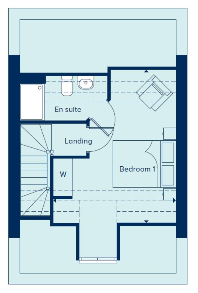 Filey second floor