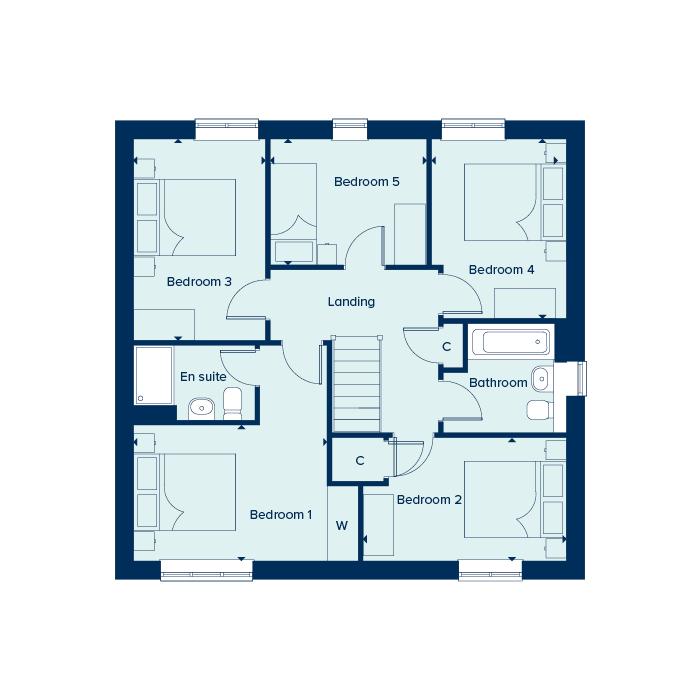 The Buckingham - Ground Floor