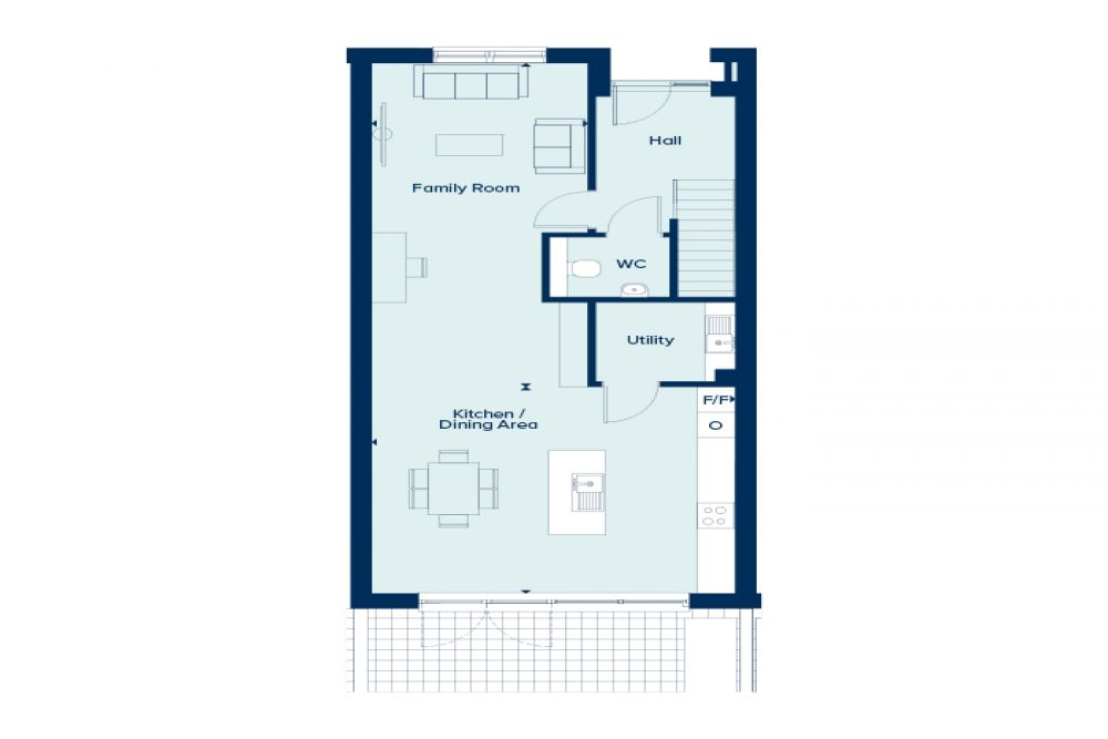 The Kingfisher - Ground Floor