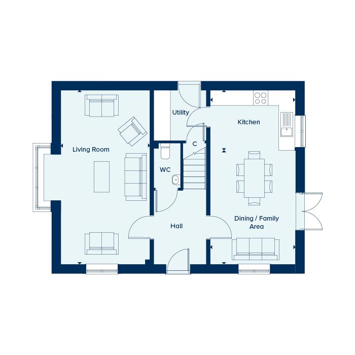 The Marlborough - Ground Floor