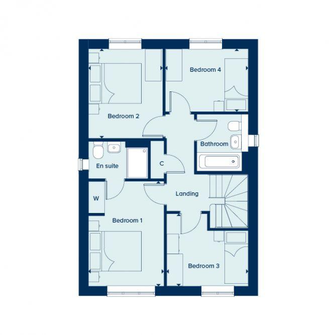 Romsey First Floor
