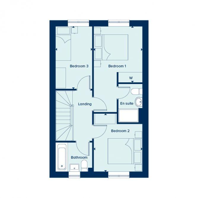 Evesham First Floor
