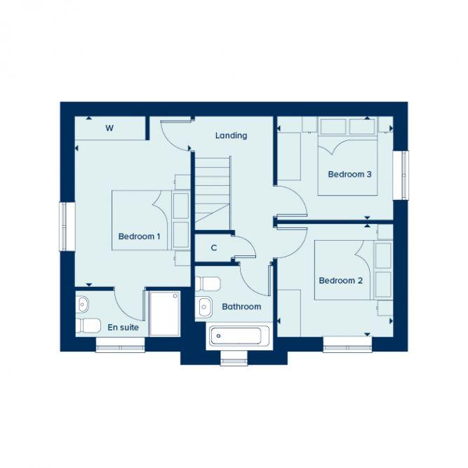 Chesham First Floor