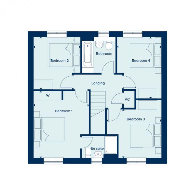 Winkfield First Floor