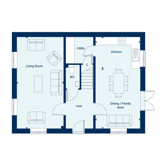 Marlborough Ground Floor
