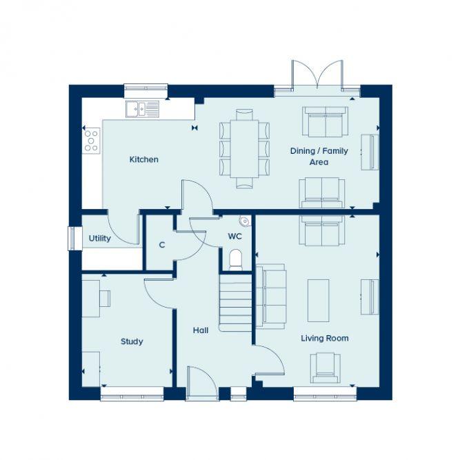 Dorking Ground Floor