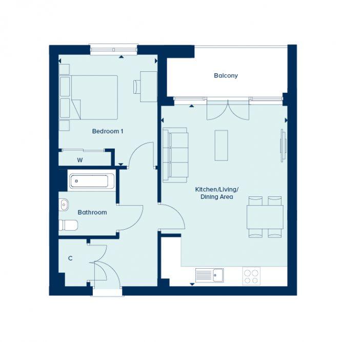 Floor plan cc
