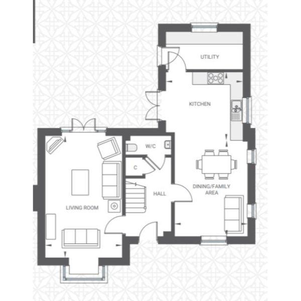 Ground floorplan image