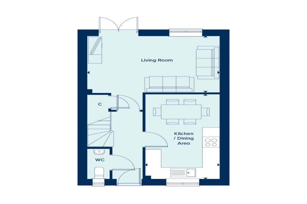 The Filey - Ground Floor